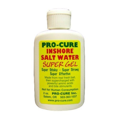 Pro Cure 2 oz Super Gel Bait Scent