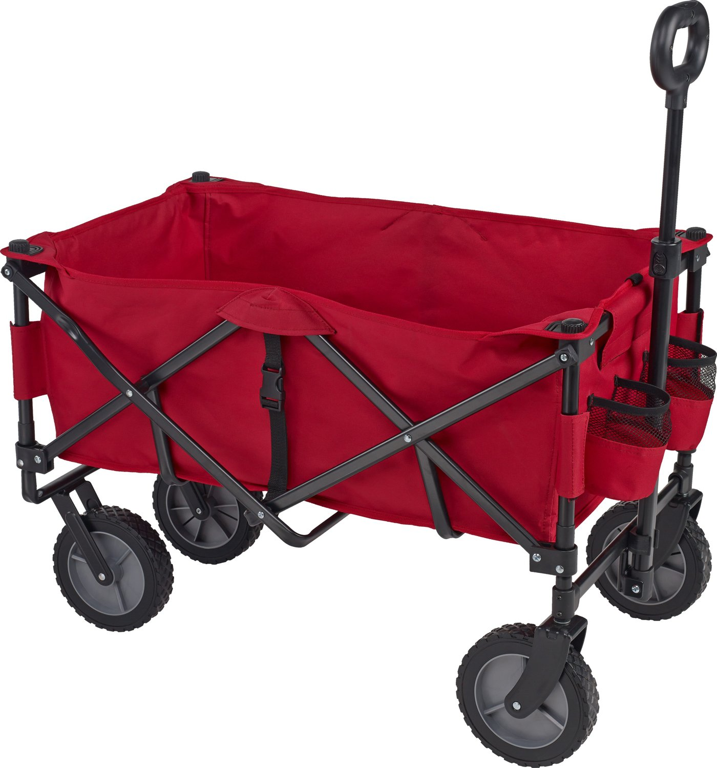 folding sports wagon removable bed