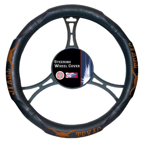 The Northwest Company University of Texas Steering Wheel Cover