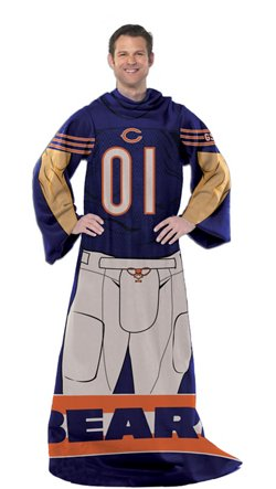 The Northwest Company Chicago Bears Uniform Comfy Throw