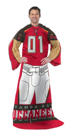 The Northwest Company Tampa Bay Buccaneers Uniform Comfy Throw