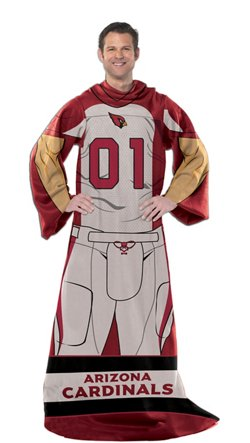 The Northwest Company Arizona Cardinals Uniform Comfy Throw