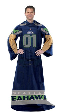 The Northwest Company Seattle Seahawks Uniform Comfy Throw