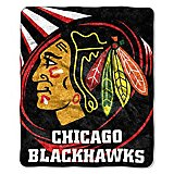 The Northwest Company Chicago Blackhawks Jersey Sherpa Throw