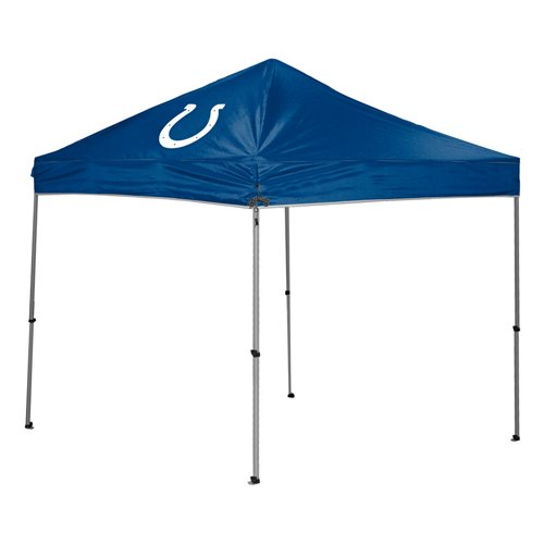 Jarden Sports Licensing Indianapolis Colts 9' x 9' Straight-Leg Canopy