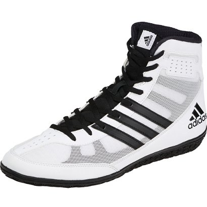 new product 2aa8f 65a23 adidas Mens Mat Wizard David Taylor Wrestling Shoes