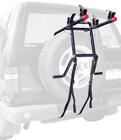 Allen Sports Deluxe 2-Bike Spare Tire Rack