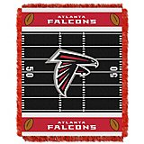 The Northwest Company Atlanta Falcons Touchdown Woven Jacquard Throw