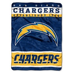 The Northwest Company San Diego Chargers 12th Man Raschel Throw
