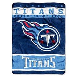 The Northwest Company Tennessee Titans 12th Man Raschel Throw