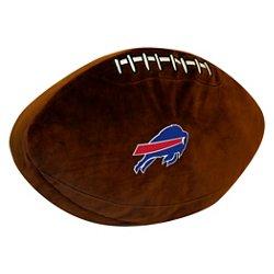 The Northwest Company Buffalo Bills Football Shaped Plush Pillow