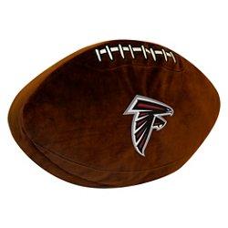 The Northwest Company Atlanta Falcons Football Shaped Plush Pillow
