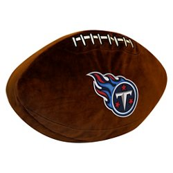 The Northwest Company Tennessee Titans Football Shaped Plush Pillow