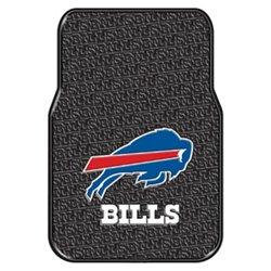 The Northwest Company Buffalo Bills Front Car Floor Mats 2-Pack