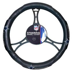 The Northwest Company Dallas Cowboys Steering Wheel Cover
