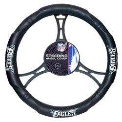 The Northwest Company Philadelphia Eagles Steering Wheel Cover