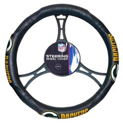 The Northwest Company Green Bay Packers Steering Wheel Cover