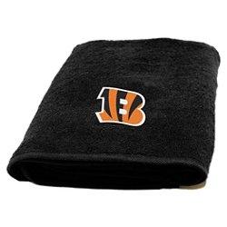 The Northwest Company Cincinnati Bengals Appliqué Bath Towel