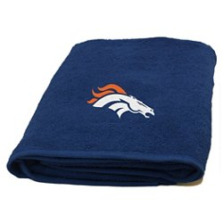 The Northwest Company Denver Broncos Appliqué Bath Towel