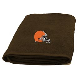 The Northwest Company Cleveland Browns Appliqué Bath Towel