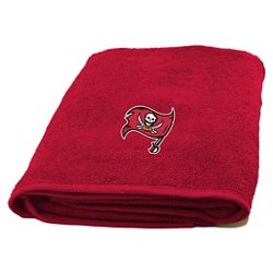 The Northwest Company Tampa Bay Buccaneers Appliqué Bath Towel
