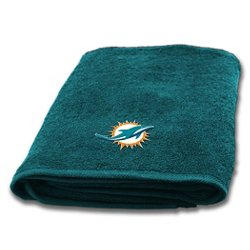 The Northwest Company Miami Dolphins Appliqué Bath Towel