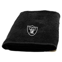The Northwest Company Oakland Raiders Appliqué Bath Towel