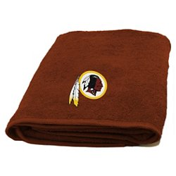 The Northwest Company Washington Redskins Appliqué Bath Towel