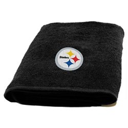 The Northwest Company Pittsburgh Steelers Appliqué Bath Towel