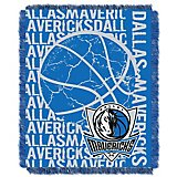The Northwest Company Dallas Mavericks Double Play Triple Woven Jacquard Throw