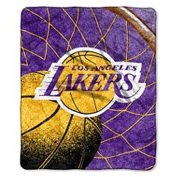 The Northwest Company Los Angeles Lakers Reflect Sherpa Throw