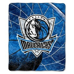 The Northwest Company Dallas Mavericks Reflect Sherpa Throw