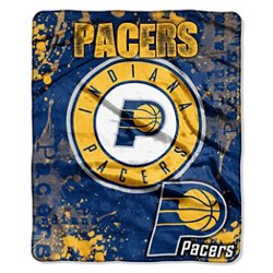 The Northwest Company Indiana Pacers Dropdown Raschel Throw