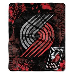 The Northwest Company Portland Trailblazers Dropdown Raschel Throw