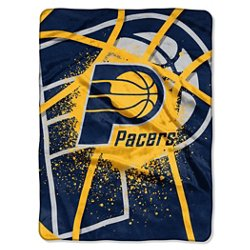 The Northwest Company Indiana Pacers Shadow Play Super Plush Throw