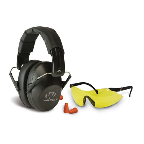 Walker's Passive Protection Pro Safety Combo Kit
