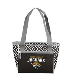 Logo™ Jacksonville Jaguars Double Diamond Cooler Tote