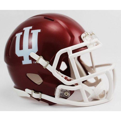 Riddell Indiana University Speed Mini Helmet