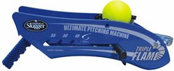 Louisville Slugger Triple Flame Ultimate Pitching Machine