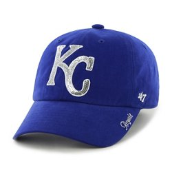 Women's Kansas City Royals Sparkle Clean Up Cap