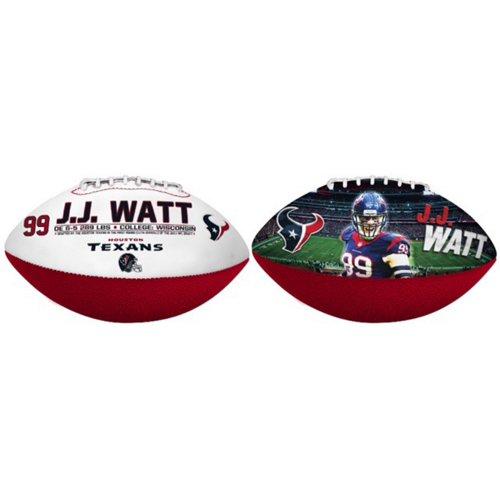 Rawlings Houston Texans J.J. Watt Stadium Football