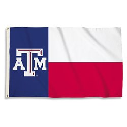 BSI Texas A&M University Texas Motif Flag
