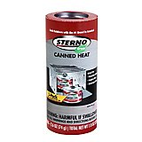 Sterno® Outdoor Essentials 2.6 oz. Canned Heat Cooking Fuel Cans 3-Pack