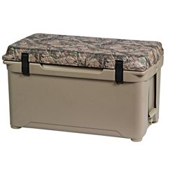 DeepBlue Roto-Molded High-Performance Cooler with Camo Lid