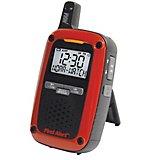 First Alert Portable AM/FM Digital Weather Radio