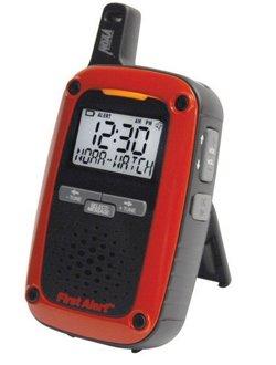 Portable AM/FM Digital Weather Radio