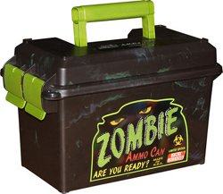 AC50Z Zombie Molded Ammo Can