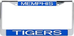 Stockdale University of Memphis Mirror License Plate Frame
