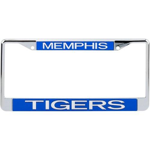 Stockdale University of Memphis Mirror License Plate Frame
