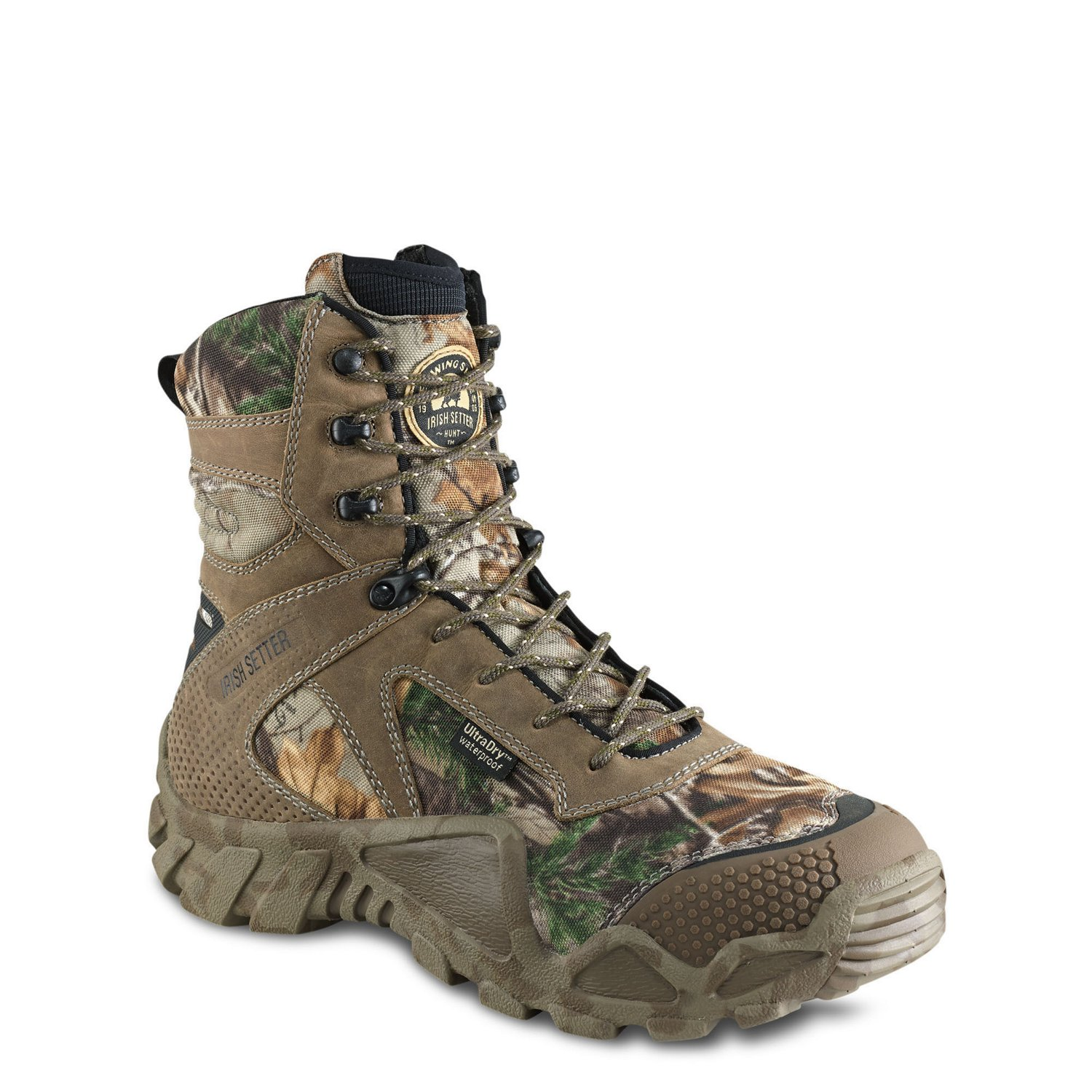 1f987445807 Irish Setter Men's Vaprtrek Hunting Boots
